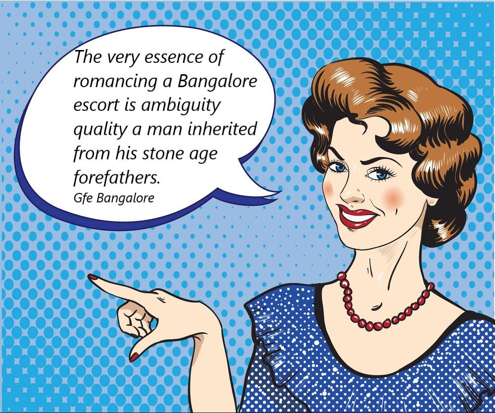 Bangalore escorts signs off